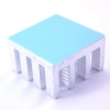 14mm heatsink aluminum with pre applied thermal conductive adhesive tape