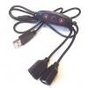 USB fan controller