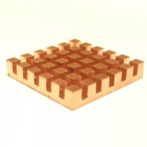 25mm Heatsink copper