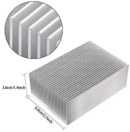 Aluminum Heat Sink Heatsink Module