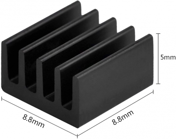 Small Mini Heatsink Kit