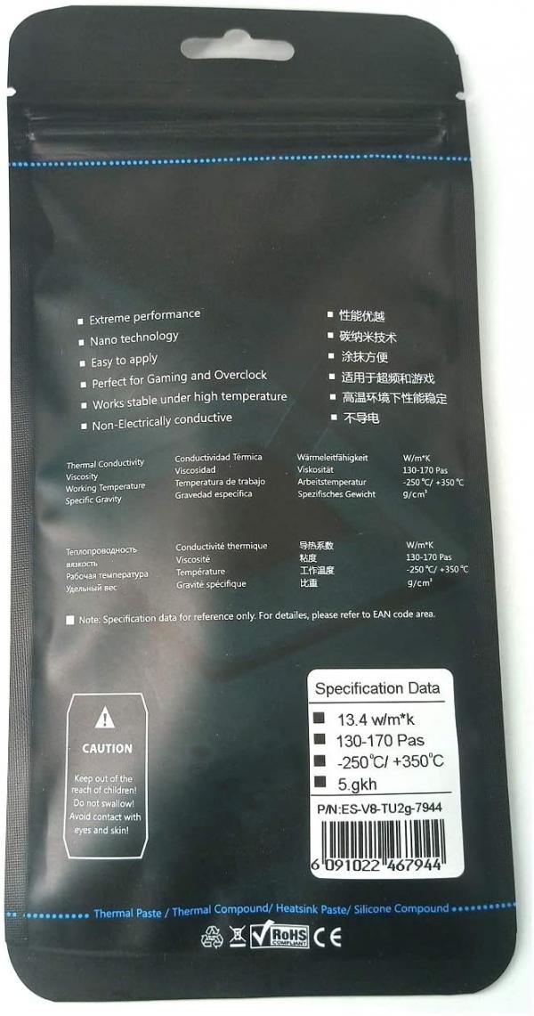 thermal Paste Kit